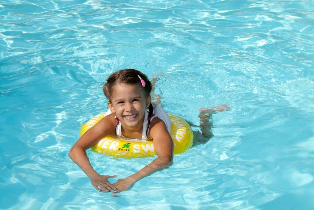 Услуга свободное плавание